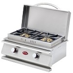 Cal Flame DLX Double Side by Side Burner