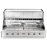Capital Precision Series 52 Inch Natural Gas Grill with Rotisserie