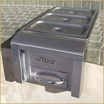 Alfresco Built-in Food Warmer