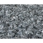 Grey Fire Glass 1/4 Inch - 10 lbs