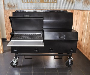 The Good One Pit Boss Patio Model