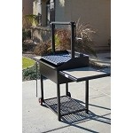 Westcott 30 Inch Santa Maria Grill on Cart