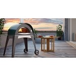 Alfa Forno Ciao Wood Burning Pizza Oven on Cart