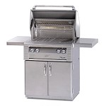 Alfresco 30-inch ALX2 Natural Gas Grill on Cart