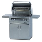 Alfresco 30-inch ALX2 All Infrared Propane Grill on Cart