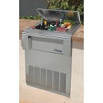 Alfresco 24-inch Built-In Drop In Refrigerator