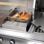 Alfresco Steamer and Fryer