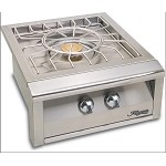 Alfresco 24-inch Versa Power™ Natural Gas Cooker