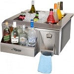 Alfresco 24-inch Versa Sink and Beverage Center