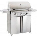 American Outdoor Grill 30 Inch Natural Gas Grill - On Cart