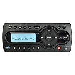 Aquatic AV Media Center - Waterproof Marine Stereo System