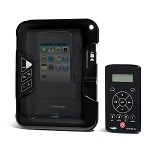 Aquatic AV Waterproof Digital Media Locker - Bluetooth