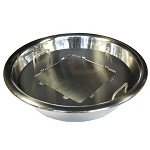 Drop In Stainless Steel Fire Bowl