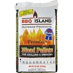 Hickory/Cherry/Oak Wood Pellets - 20 lbs