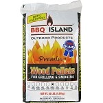 Mesquite Wood Pellets - 20 lbs