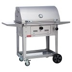 Bull Bison Charcoal Grill on Cart (bottom only)