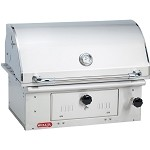 Bull Bison 30 Inch Charcoal Grill