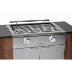 Rockwell By Caliber 42 Inch Pro Series Natural Gas Grill
