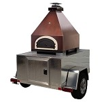 Chicago Brick Oven 750 Tailgate Model