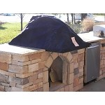Forno de Pizza Outdoor Cover for Villa EI Series