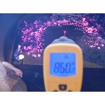 Forno de Pizza Infrared Thermometer
