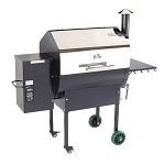 Daniel Boone Pellet Grill with Stainless Lid - Green Mountain Grills - $689.00