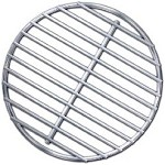 Stainless High Heat Charcoal Fire Grate Upgrade For Large BGE