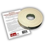 Gasket Upgrade For XL Big Green Egg w/Adhesive