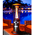 Lava Heat Italia Ember Mini Tabletop Propane Patio Heater - Heritage Brown