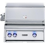 Lynx 30 Inch Professional Natural Gas Grill w/ ProSear2 Burner and Rotisserie