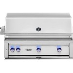 Lynx 42 Inch Professional All Sear Natural Gas Grill w/ Rotisserie