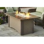Pine Ridge Linear Fire Pit