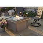 Pine Ridge Square Fire Pit Table