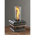 Serenity Table Top Fire Pit with Venturi Flame