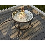 Tripod Fire Pit Table