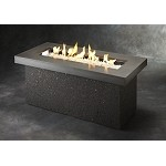 Key Largo Fire Table - Midnight Mist Supercast Top
