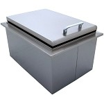 BBQ Island 15  x 24  Drop In Cooler - 260 Series