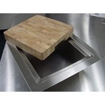 BBQ Island Trash Chute & Cutting Board - 260 Series
