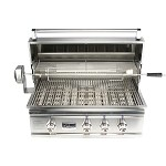 Summerset 32 Inch TRL Natural Gas Grill with Lights