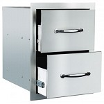 Summerset Double Storage Drawer