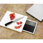 Summerset Trash Chute with Cutting Board