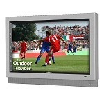 Sunbrite 32 Inch Outdoor TV - Silver Powder Coat