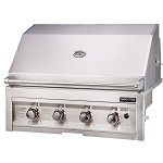 Sunstone 4 Burner 34 Inch Grill - LP
