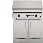 TEC 36 Inch Sterling II Natural Gas Grill on Cabinet