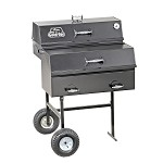 Open Range Smoker / Grill - The Good One