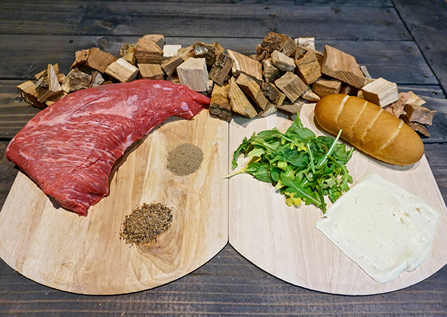 bbq smokers are great for making tri tip sandwiches using these ingredients
