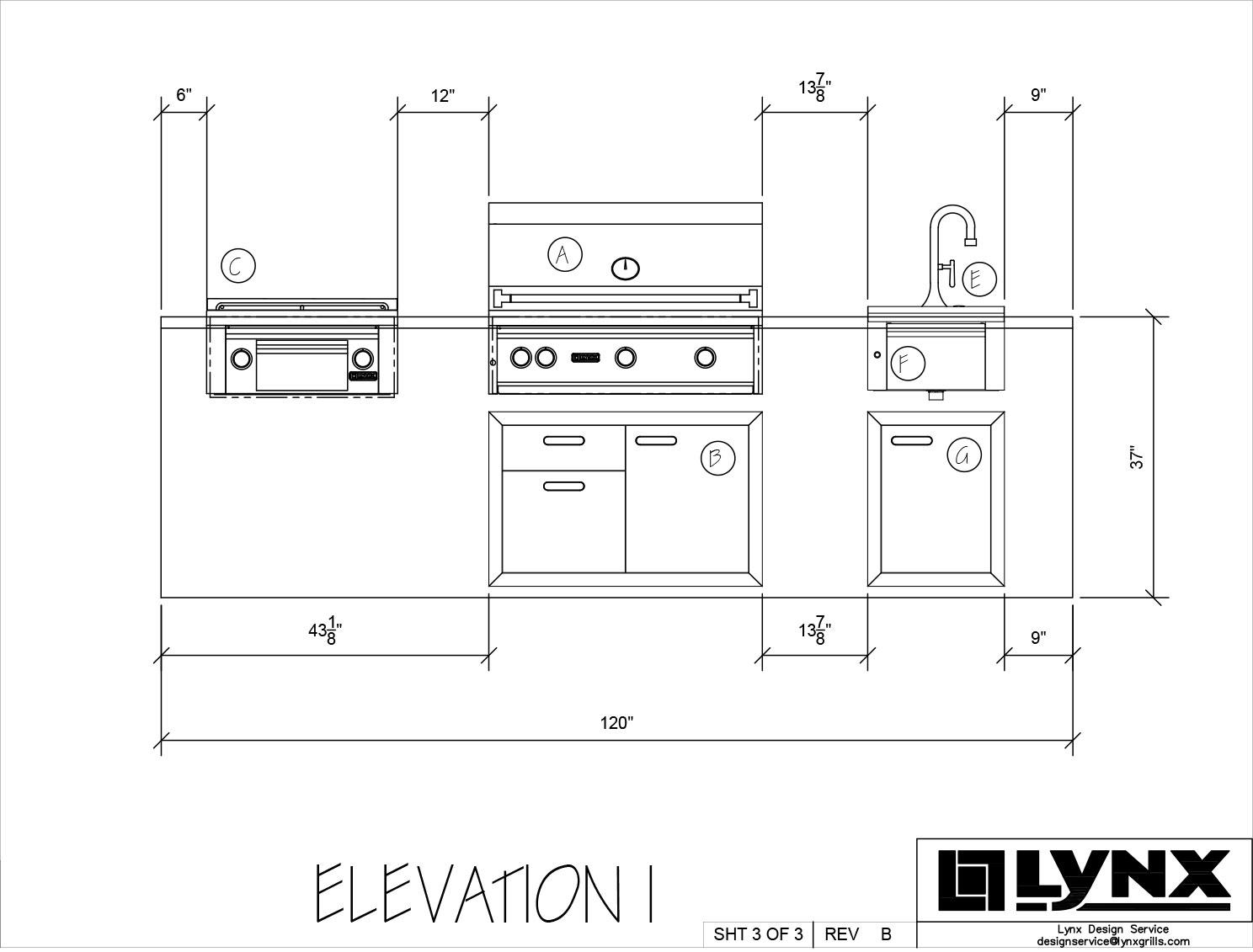 Design For 10 Bbq Island