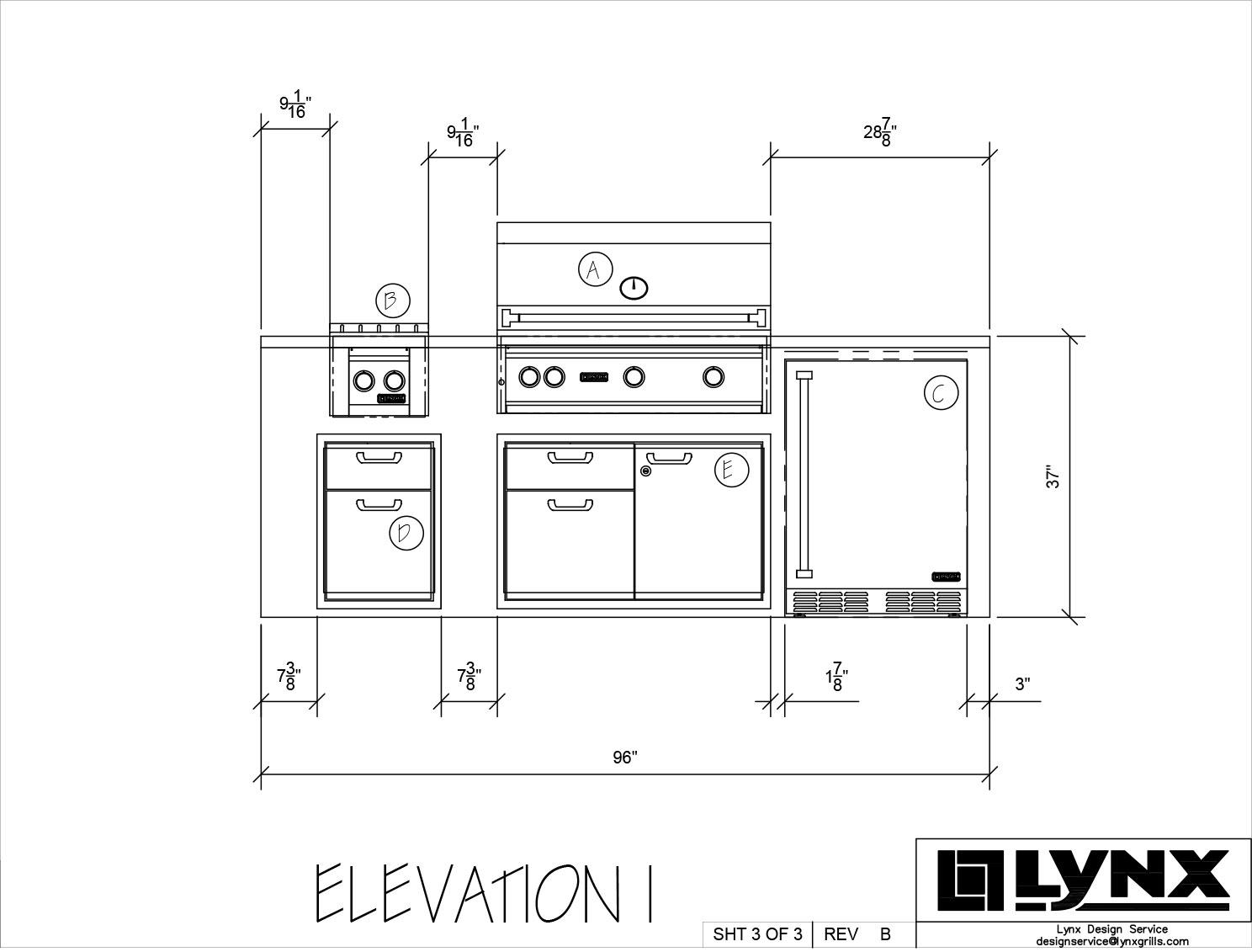 [ANLQ_8698]  Outdoor Kitchen Idea Center | Outdoor Kitchen Electrical Wiring Diagram |  | BBQ Island