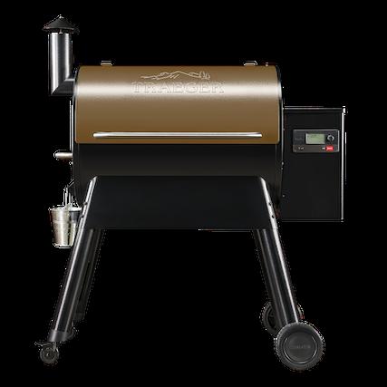 Traeger Pro 780 Pellet Grill - Bronze