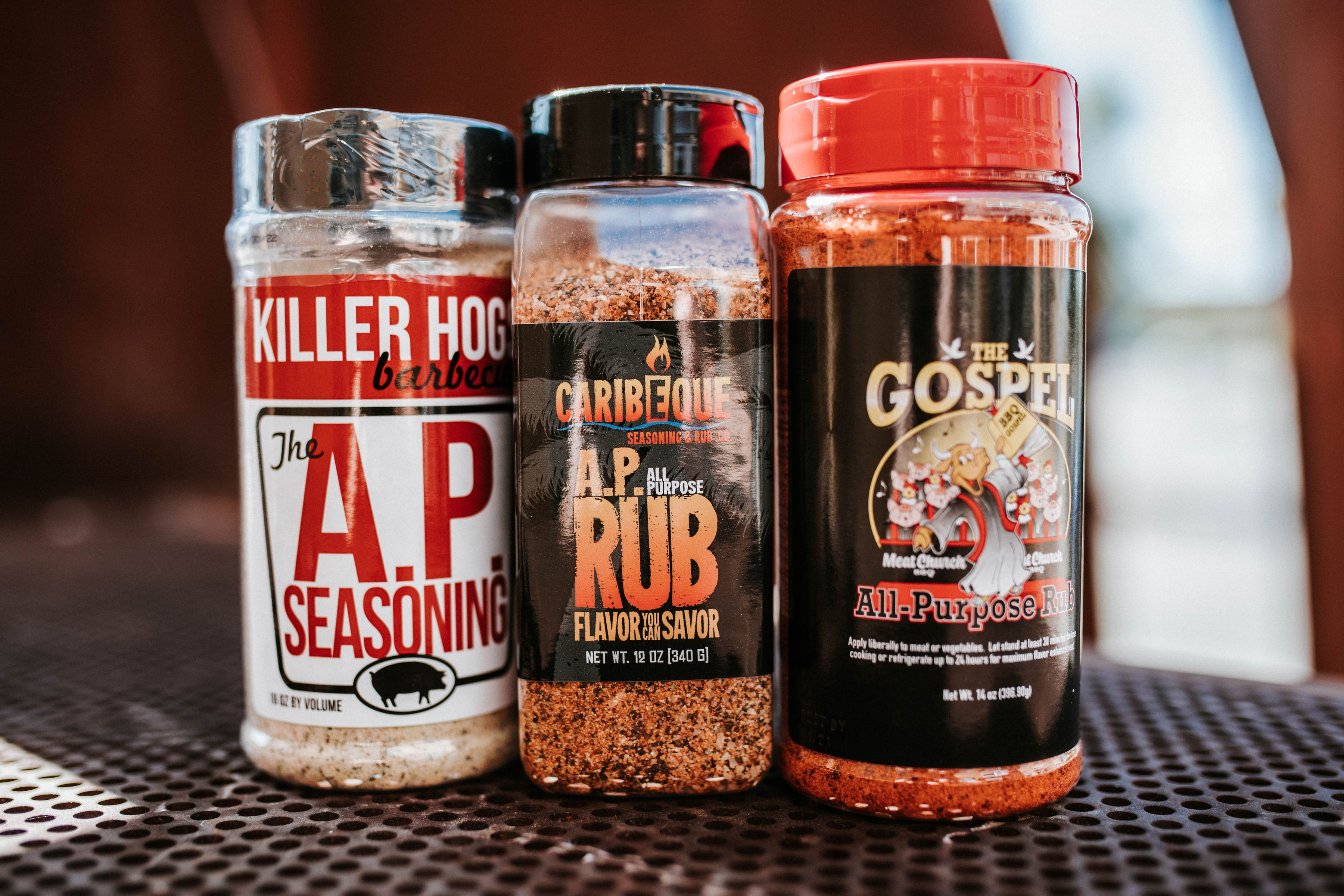 Competition Seasonings Bundle #2